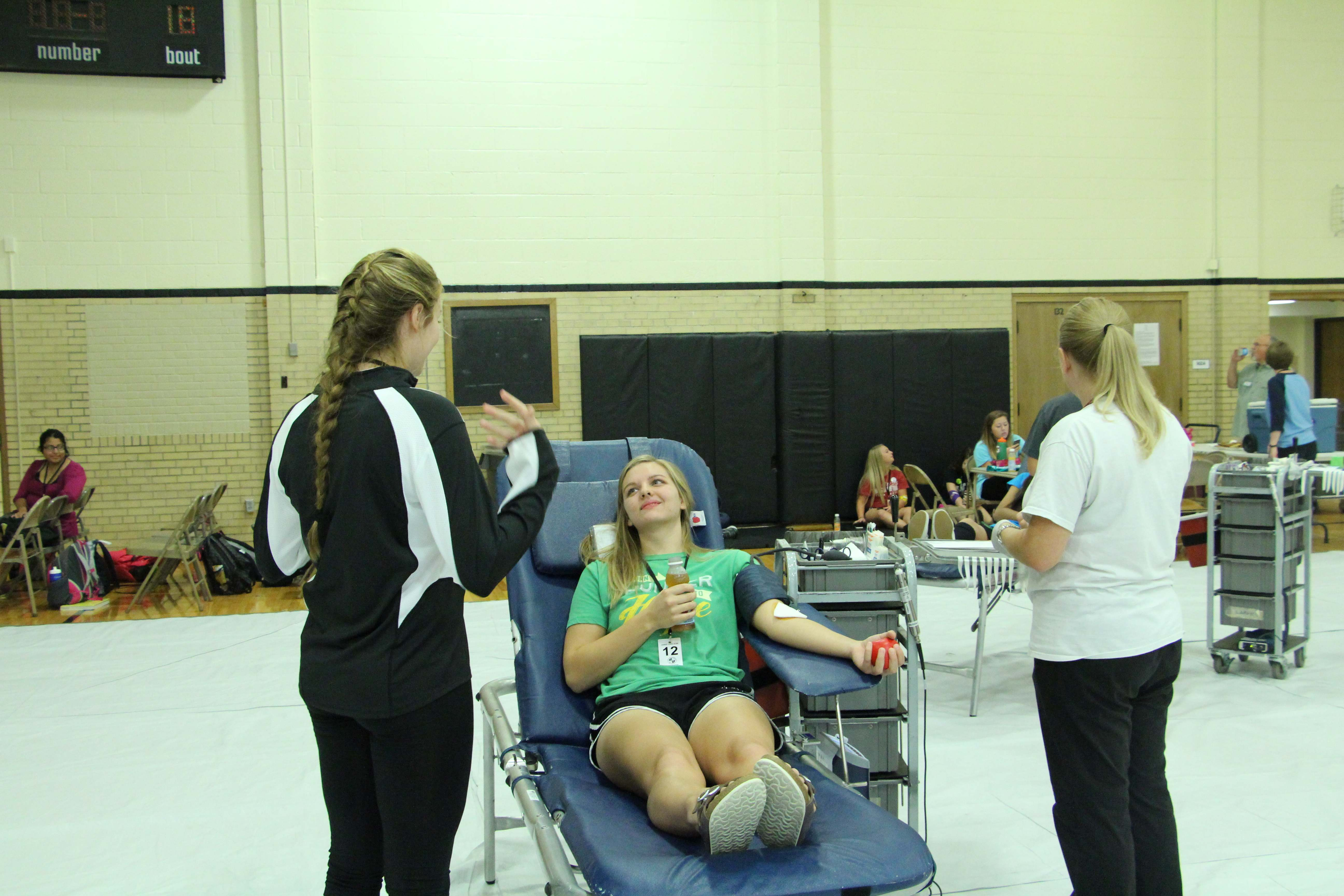 Northeast Blood Drive Produces Great Results