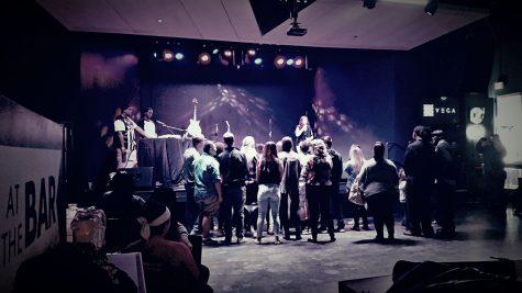 Northeast Student Displays Talents During Vega Showcase