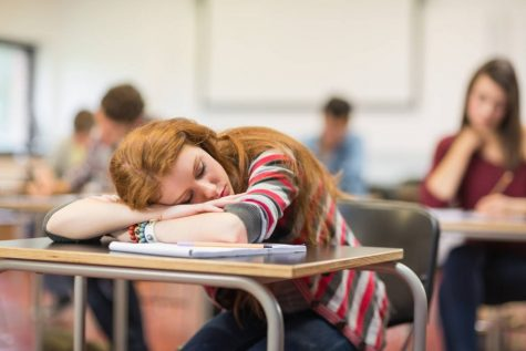 LNE Students Struggle To Get Enough Sleep