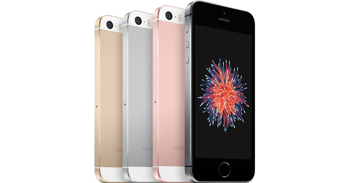 Apple Releases The iPhone SE