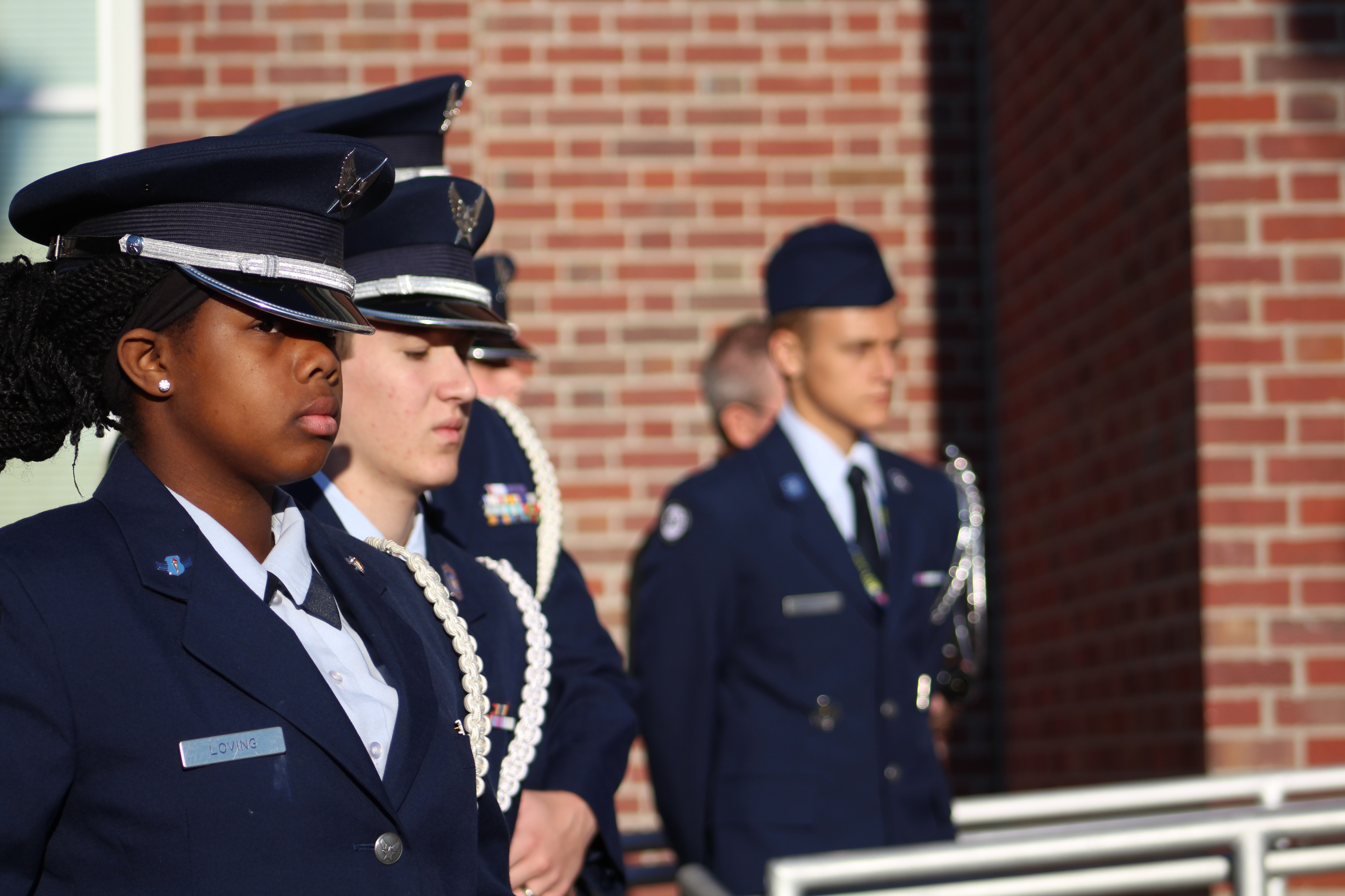 AFJROTC Impact on Students and the Community