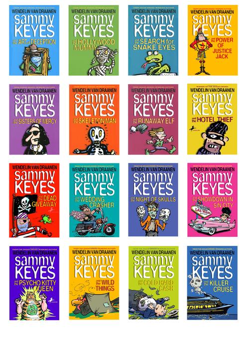 Sammy Keyes Series Review