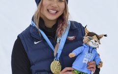 17 Year Old Olympic Gold Medalist