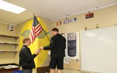 Astronomy students bring the solar system to their own classroom