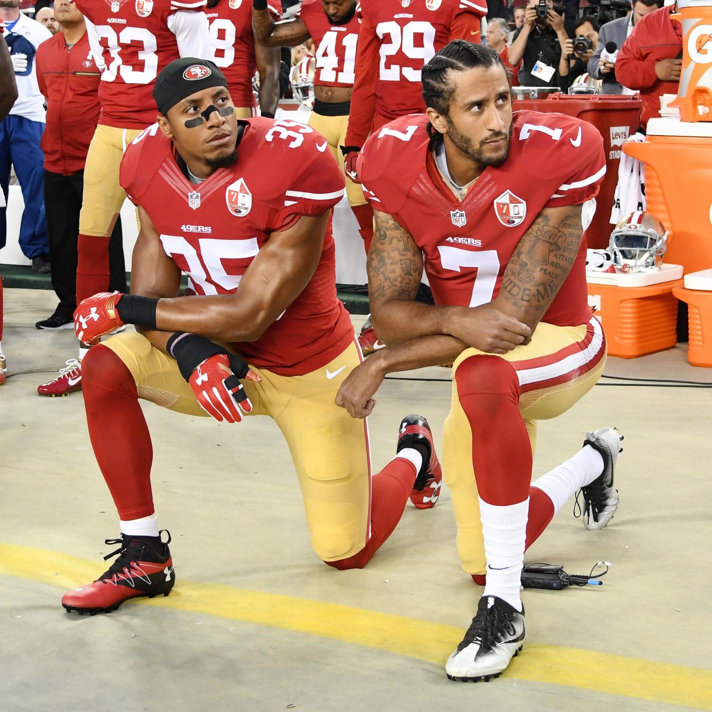 Kneeling During the National Anthem
