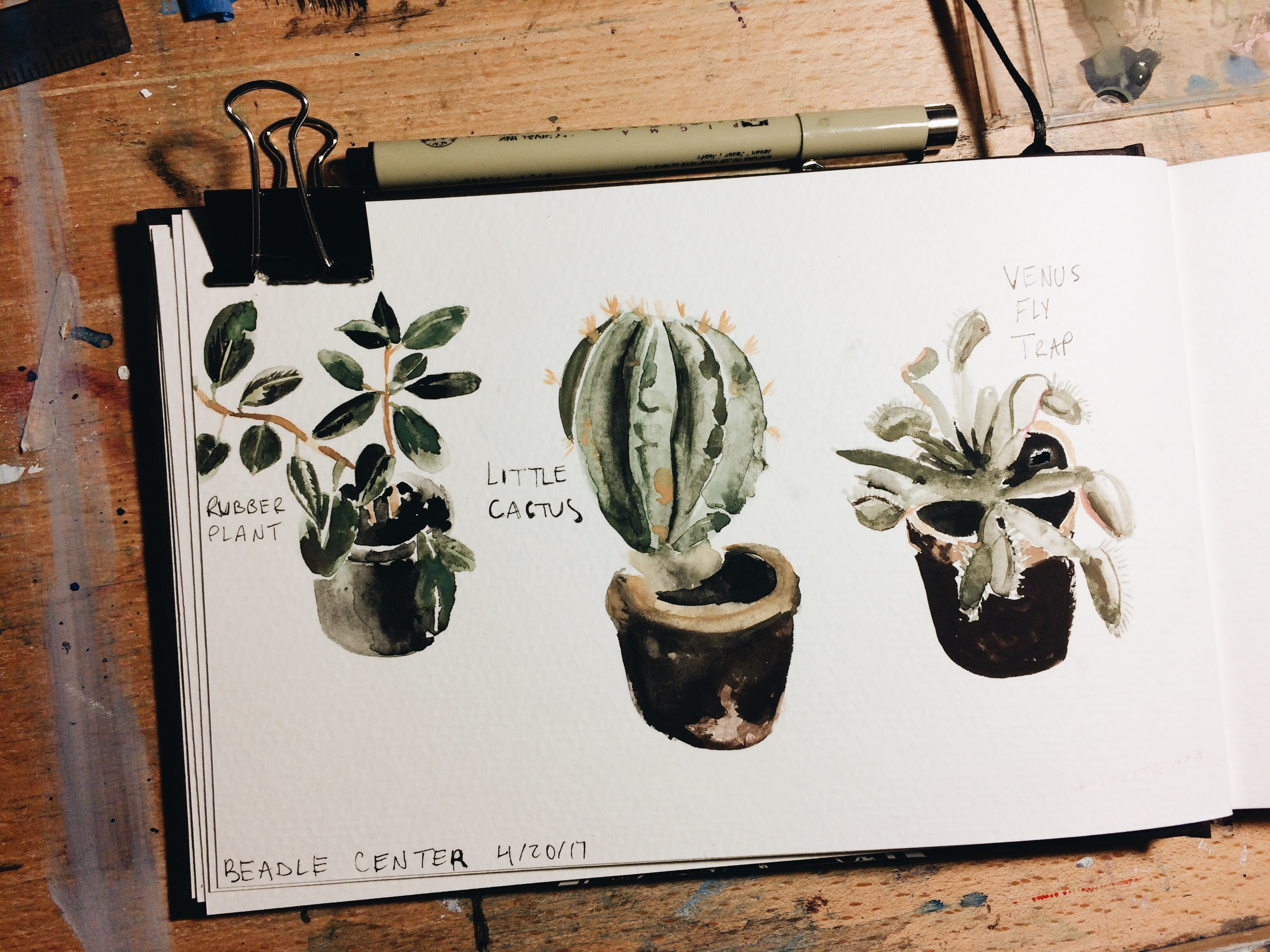 Tips to Sketchbook Success