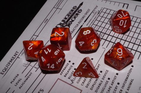 D&D In Room 214